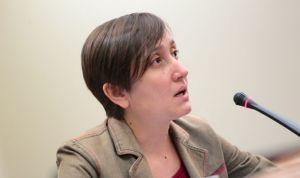 Marta Sibina no hará campaña por En Comú Podem en las elecciones del 21-D