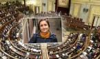 Marta Sibina, portavoz de Podemos en la Comisión de Sanidad del Congreso