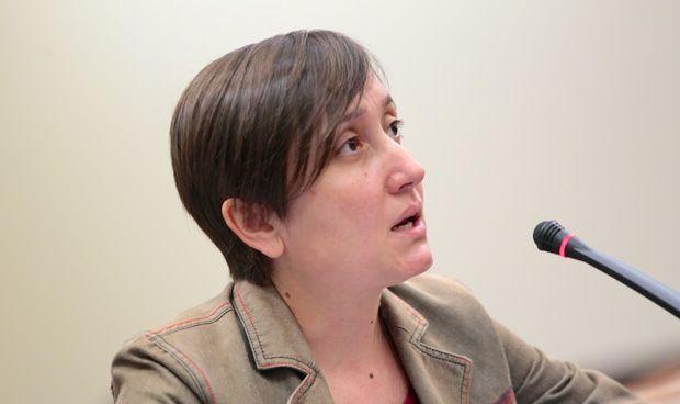 Marta Sibina se despide de la Diputación Permanente
