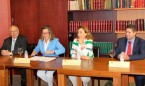 Martín clausura el primer curso de Gestión Clínica de la Rioja