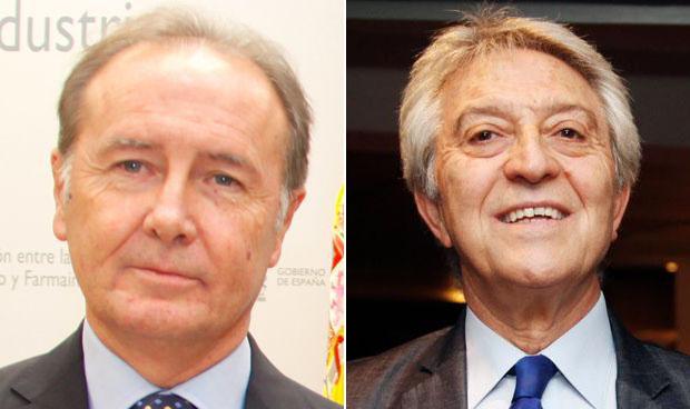 Martín Sellés y Exuperio Díez Tejedor