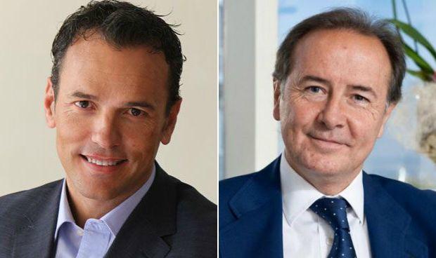 Martín Sellés y Guillermo Castillo