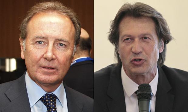 Martín Sellés y Ramón Frexes