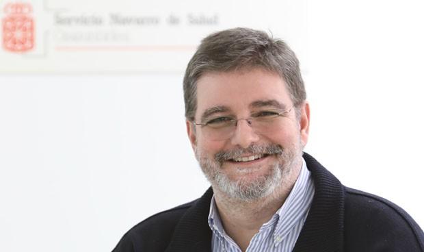 Martínez Larrea, nuevo gerente del Complejo Hospitalario de Navarra