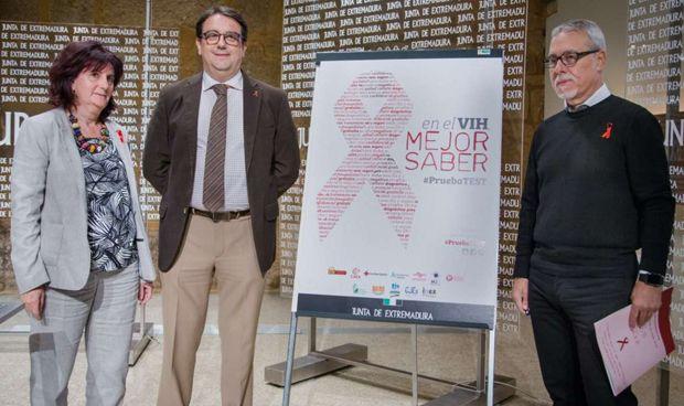 Más de 1.000 personas tienen VIH en Extremadura y el 25% no lo sabe