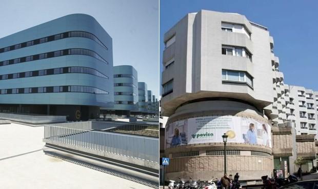 Más de 3.000 personas cambian el Chuvi por Povisa como centro de referencia