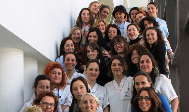 Más de 40 mujeres ocupan altos cargos en Torrevieja Salud