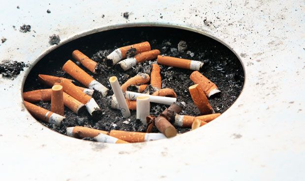 Más de 75.000 niños de 10 a 14 años fuman a diario en España