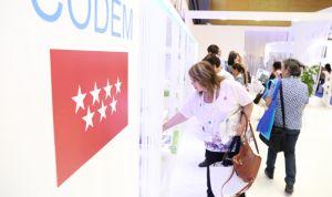 Más de 8.000 visitas en el stand del Codem durante el CIE de Barcelona