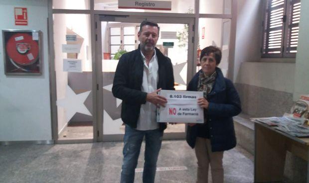 Más de 8.100 firmas de Enfermería para retirar la Ley de Farmacia de Madrid