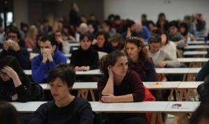 Más de 4.200 aspirantes se presentan a la OPE sanitaria del SAS