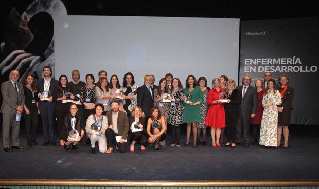 Más de mil personas asistirán a los V Premios Enfermería en Desarrollo