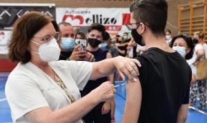 Más del 68% de los españoles ya tiene al menos una dosis de la vacuna Covid