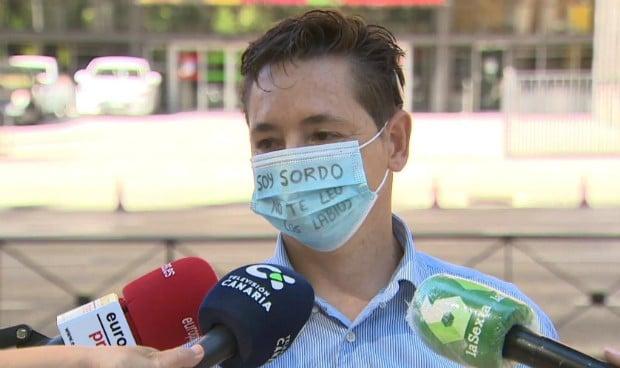 España trabaja en 3 prototipos de mascarilla transparente para Covid-19