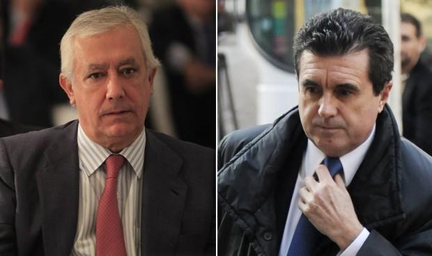 Matas implica a Javier Arenas en el 'caso Son Espases'