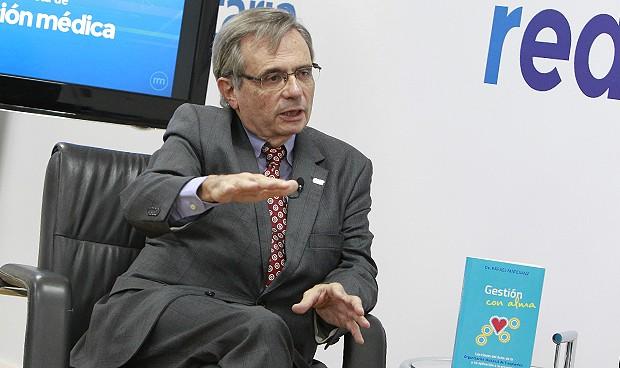 """Matesanz: """"La innovación científica no sustituirá a la donación de órganos"""""""