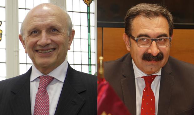 Máximo González Jurado y Jesús Fernández Sanz