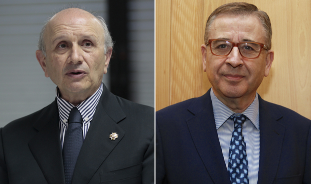 Máximo González Jurado y Jorge Andrada