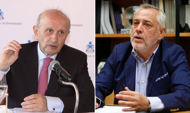 Máximo González Jurado y Víctor Aznar
