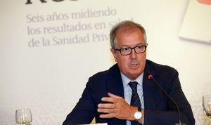 Mayero expone en la Universidad de Deusto el papel de la sanidad privada