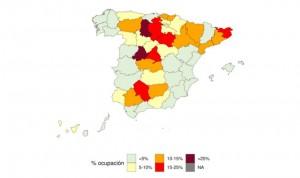 Media España ya tiene UCIs con ocupación Covid de