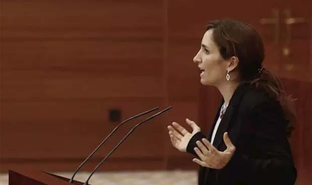 La médica Mónica García, elegida para liderar Más Madrid