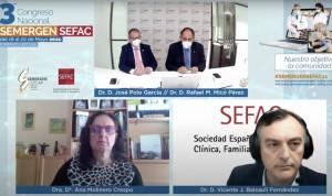 """Medicina y Farmacia hablan""""el mismo lenguaje"""" en el Congreso Semergen-Sefac"""