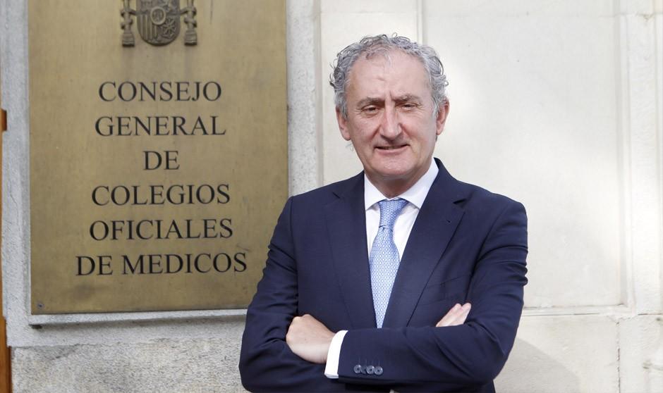 Los médicos españoles internacionalizan su meta de ser profesión de riesgo