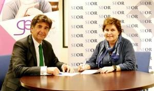 Médico y paciente oncológico firman su primer convenio por la comunicación