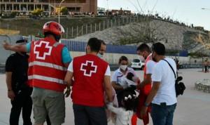 """Los médicos de Ceuta: turnos """"de 2 días"""" y """"riesgo de descontrol del Covid"""""""