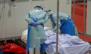 Médicos y enfermeros dan por hecho una segunda ola de Covid en Reino Unido