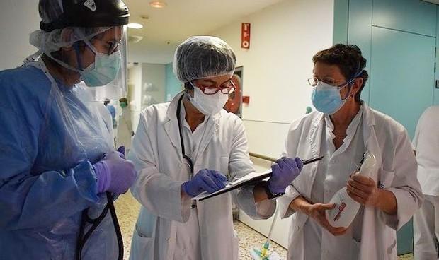 Vacunas Covid España: más aceptación entre médicos que entre enfermeros