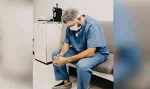 """Médicos desde la trinchera: """"No hay vocación que lo aguante"""""""