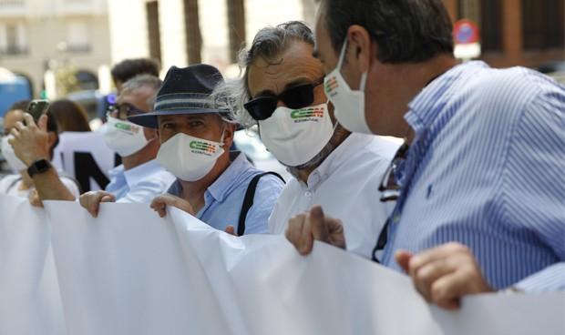 """Los médicos no quieren """"grandes aglomeraciones"""" en la huelga del 27-O"""