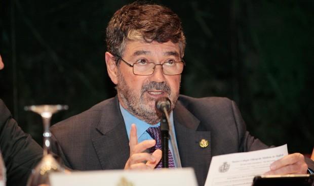 Médicos prejubilados y con incapacidad, colegiados de honor en Madrid