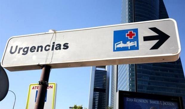 """Médicos saturados: """"Pincharse con un langostino"""" no es para ir a Urgencias"""