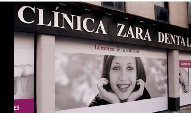 Medidas cautelares contra las clínicas dentales que suplantan la marca Zara