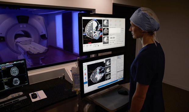Medtronic lanza una tecnología de ablación láser guiada por resonancia