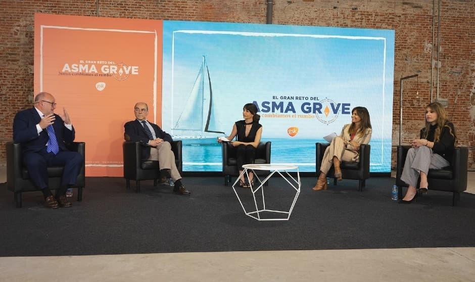 """""""Mejorar la red de Primaria y hospitalaria evitará más ingresos por asma"""""""