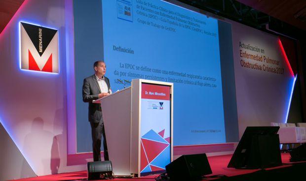 Menarini celebra el V Curso de Actualización en EPOC