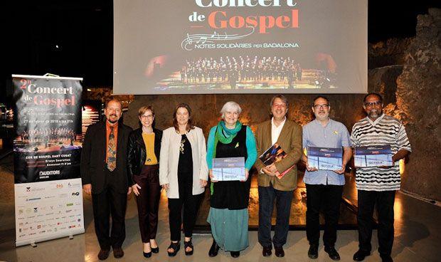 Menarini entrega los 50.000 euros recaudados en su concierto solidario