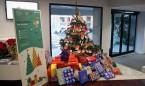 Menarini entrega más de 200 regalos a niños en riesgo de exclusión