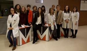 Menarini fomenta la vocación científica entre las niñas