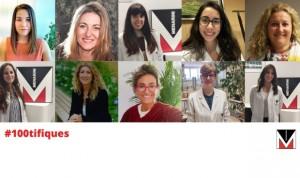 Menarini fomenta la vocación científica entre las niñas con #100tifiques