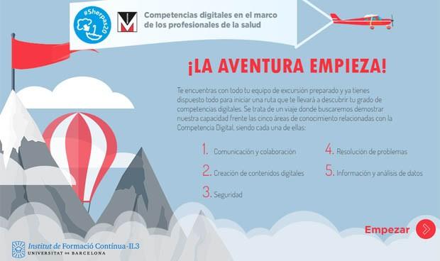 Menarini lanza el primer test de competencias digitales para sanitarios