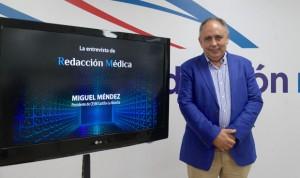 """Méndez: """"Los médicos nos llevamos las tortas y los políticos, los votos"""""""