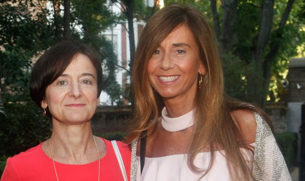 Mercedes Galán y Montse Sánchez