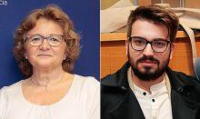 Mercedes Otero y Daniel Sánchez