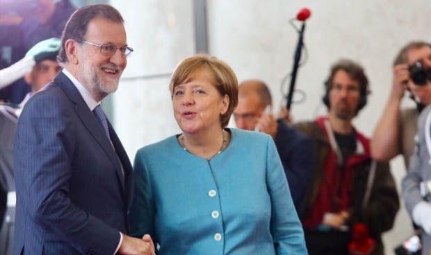 Merkel mete la sanidad en la agenda del G20 y Rajoy no la menciona