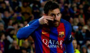 Messi: goles con dedicatoria 'sanitaria' y un hospital en el horizonte